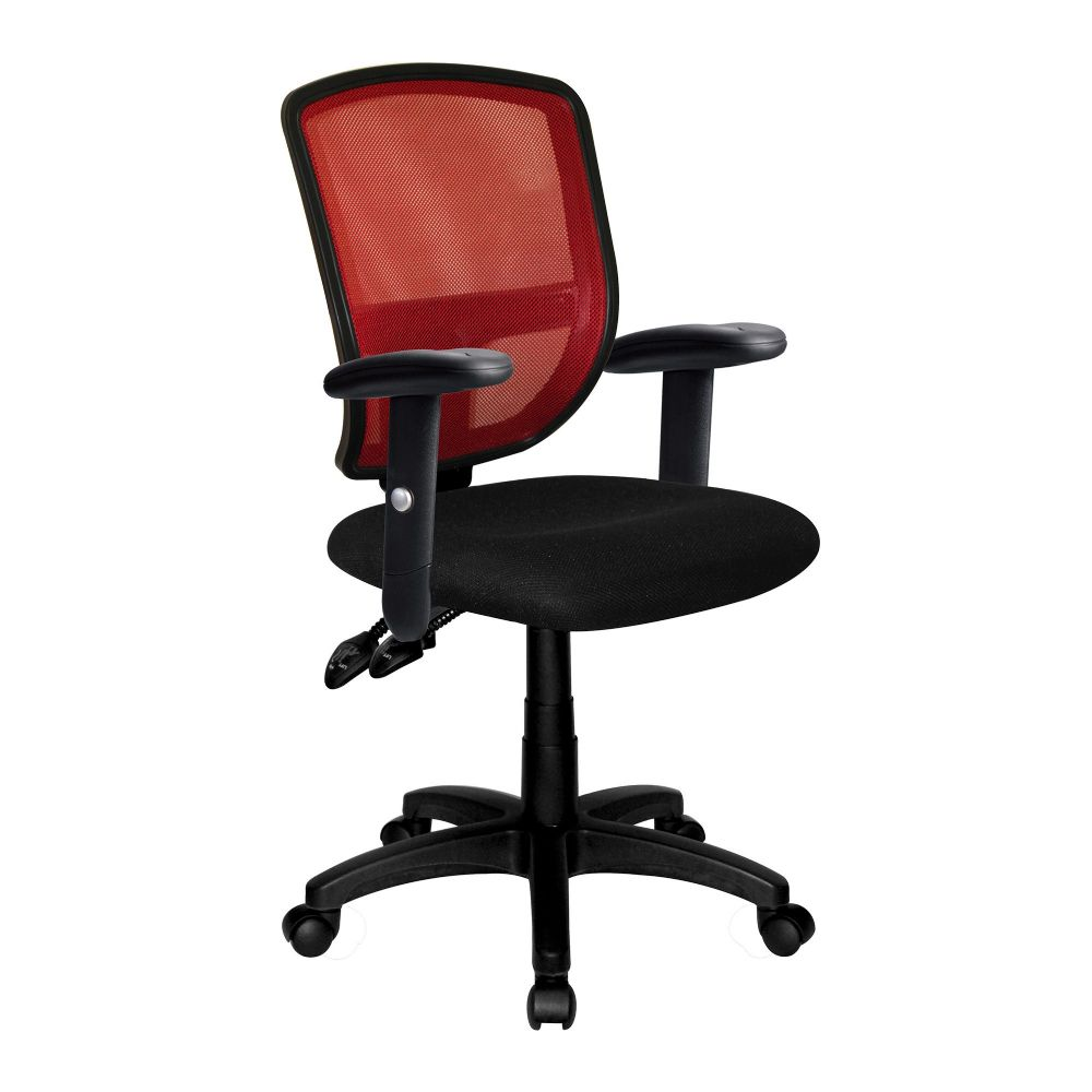 Nexus Chair Eliza Tinsley. Breathable Mesh Backrest. Height Adjustable Back Support and Arms